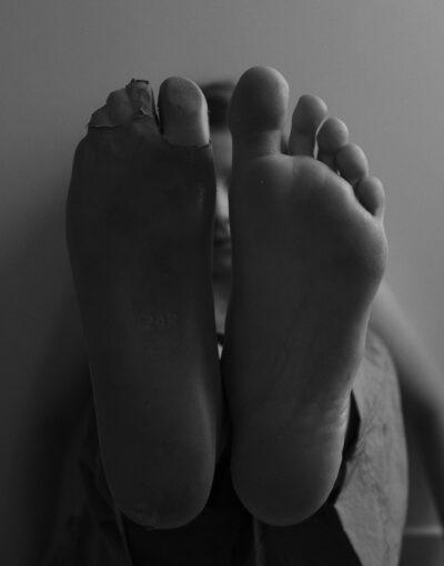 Dictes fødder